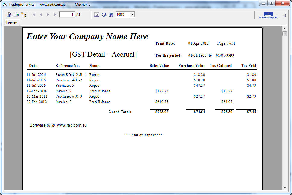 Invoice Software Quote Software Accounting Software MYOB Quick